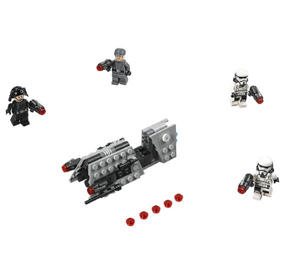 LEGO Star Wars 75207 Bitevní balíček hlídky Impéria - detail