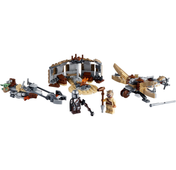 LEGO Star Wars 75299 Potíže na planetě Tatooine