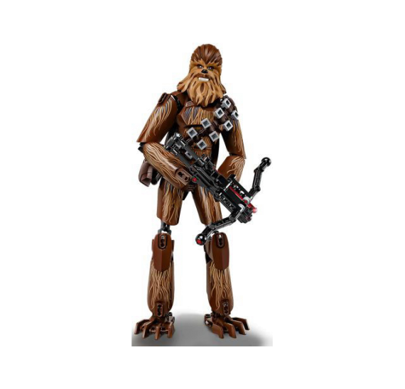 Lego Star Wars 75530 Chewbacca - detail
