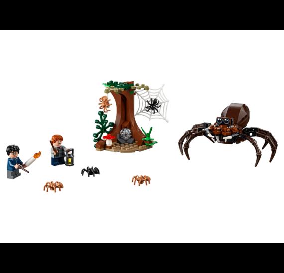 LEGO Harry Potter 75950 Aragogovo doupě - detail