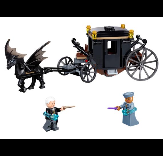 LEGO Harry Potter 75951 Grindelwaldův útěk - detail