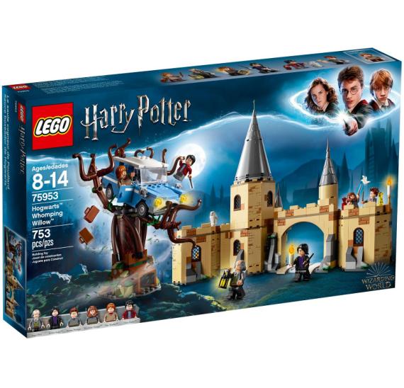 Lego Harry Potter 75953 Bradavická vrba mlátička  - celé balení