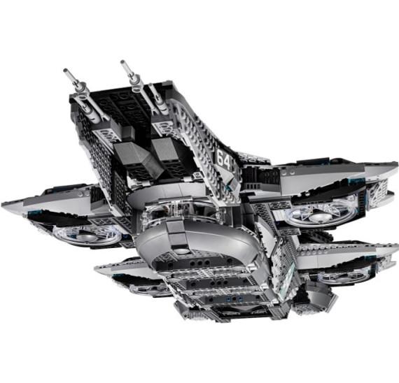 LEGO Super Heroes 76042 - The Shield Helicarrier V29 Heli