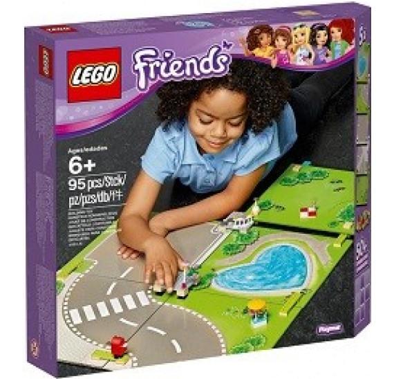 Lego Friends 853671 Herní podložka 2.0
