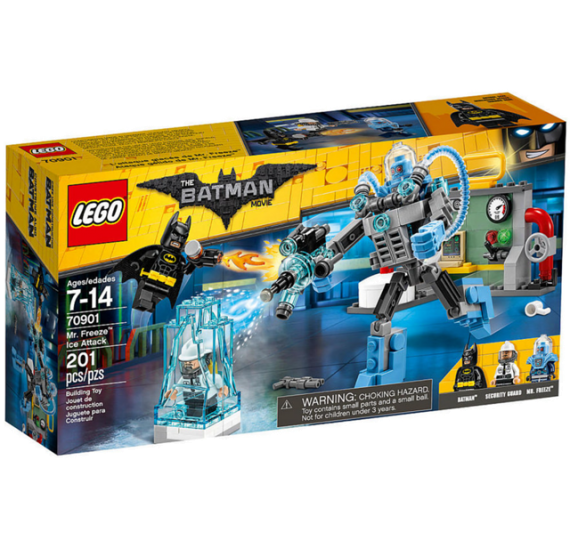 LEGO Batman 70901 Mr. Freeze Ice Attack