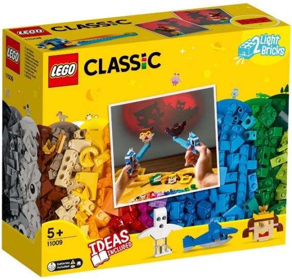 LEGO Classic 11009 Kostky a světla