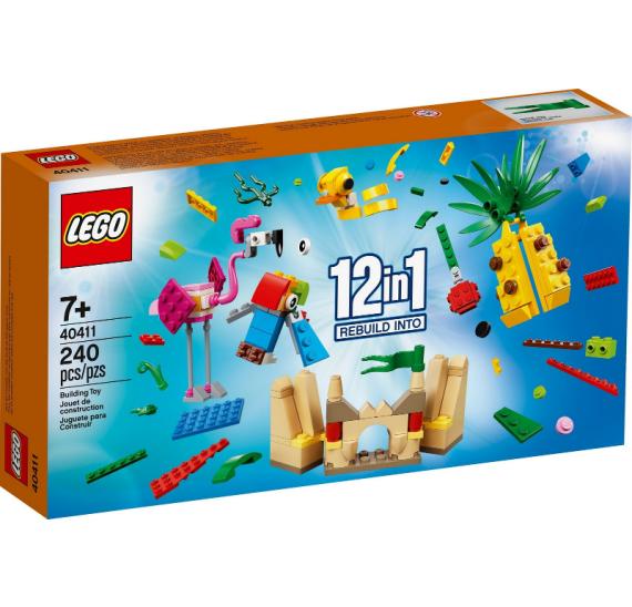 Lego Exkluzivní 40411 Kreativní zábava 12v1
