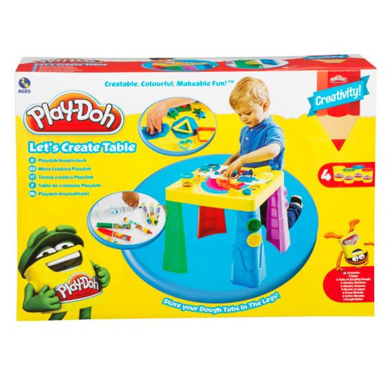 Play-Doh Hasbro stoleček