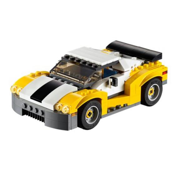 Lego Creator 31046 Rychlé auto - detail