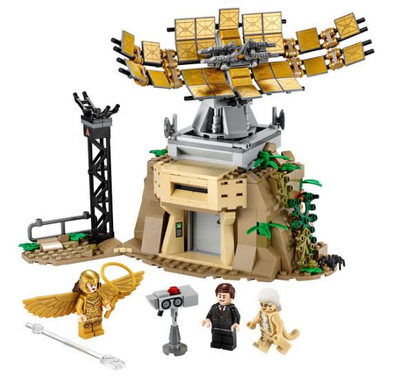 LEGO 76157 Super Heroes Wonder Woman vs Cheetah