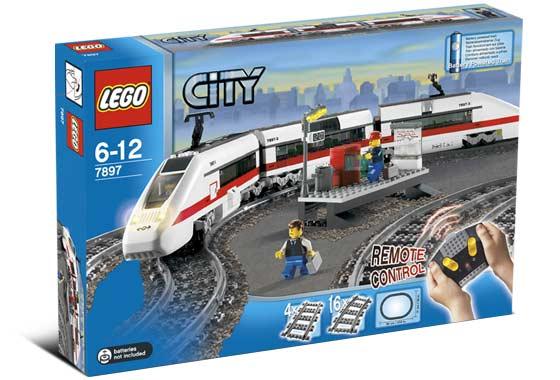 Lego 7897 - City - Osobní vlak