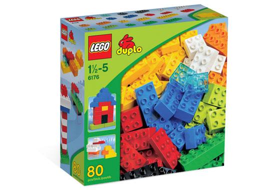 Lego Duplo 6176 - Základní kostky Deluxe