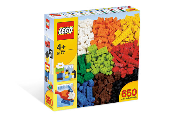 Lego Creator 6177 - Základní kostky