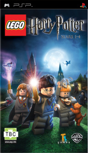 PSP - Lego Harry Potter: Years 1-4