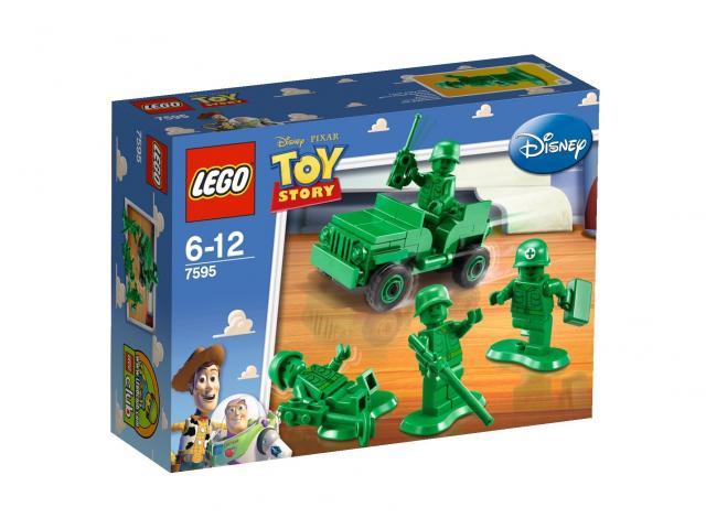 Lego Toy Story 7595 - Vojáci na hlídce