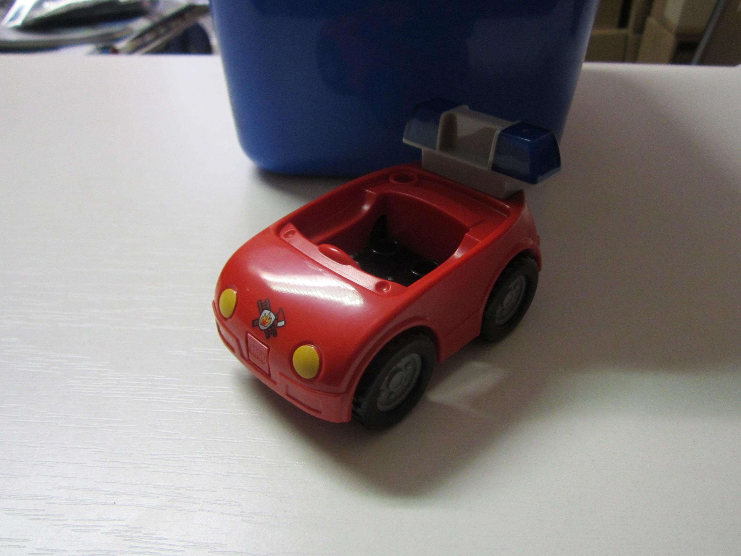 LEGO® Duplo® hasičské auto malé
