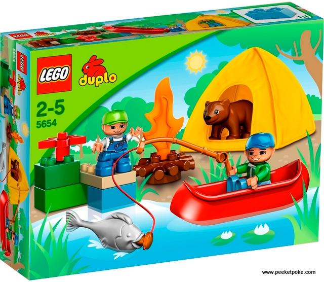 Lego Duplo 5654 - Výprava na ryby