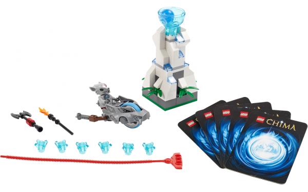 LEGO Chima 70106 - Ledová věž