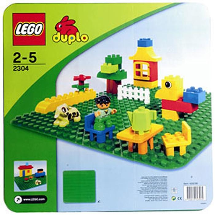 Lego Duplo 2304 - Velká podložka
