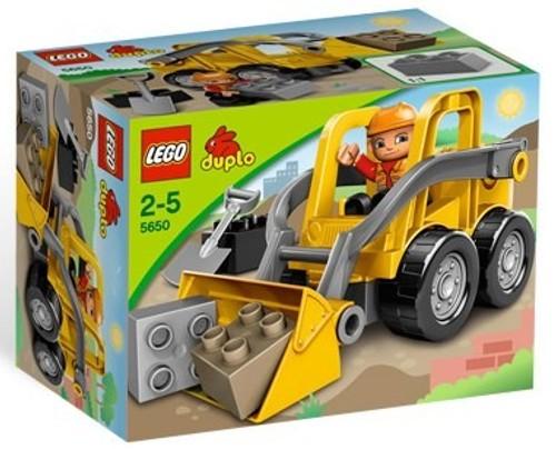 Lego Duplo 5650 - Přední nakladač